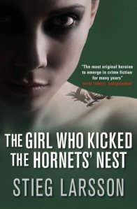 The Girl Who kicked Hornets' Nest